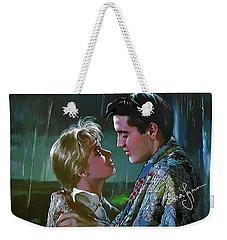 Elvis Presley Art 7 Weekender Tote Bag