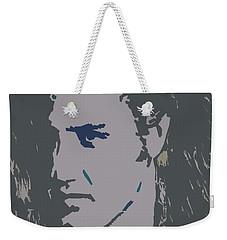 Elvis The King Weekender Tote Bag by Robert Margetts