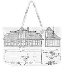Elyria, Oh Station Weekender Tote Bag