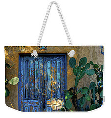 Elysian Grove In The Morning Weekender Tote Bag by Lois Bryan