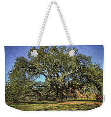 Emancipation Oak Tree Weekender Tote Bag
