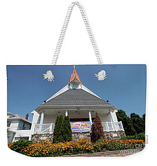 Emanuel Lutheran Church  Patchogue Ny Weekender Tote Bag