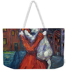 Embrace I Weekender Tote Bag