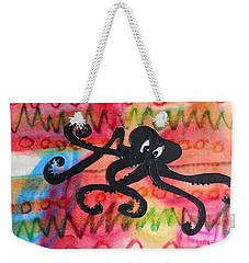 Embrace The Sea Weekender Tote Bag