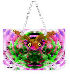 Embrace The Wind Weekender Tote Bag