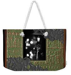 Embrace Through The Green Door Weekender Tote Bag