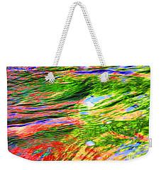 Embracing Change Weekender Tote Bag