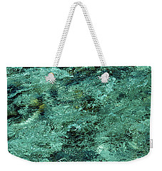 The Emerald Beauty Weekender Tote Bag