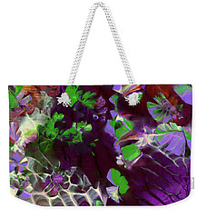 Emerald Butterflies Of Costa Rica Weekender Tote Bag