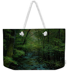 Emerald Creek Weekender Tote Bag