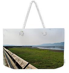 Emerald Day 2 Weekender Tote Bag