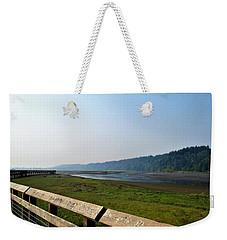 Emerald Day Weekender Tote Bag