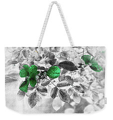 Emerald Green Of Ireland Weekender Tote Bag