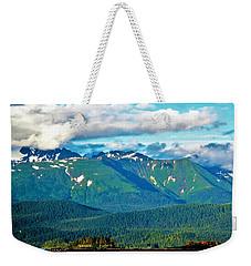 Emerald Hill Weekender Tote Bag