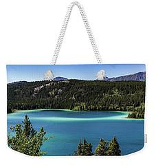 Emerald Lake 2 Weekender Tote Bag