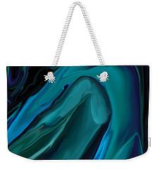 Emerald Love Weekender Tote Bag by Rabi Khan