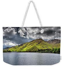 Emerald Peaks Weekender Tote Bag