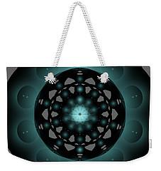 Emeralds Weekender Tote Bag
