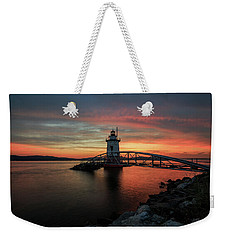 Emerge  Weekender Tote Bag by Anthony Fields