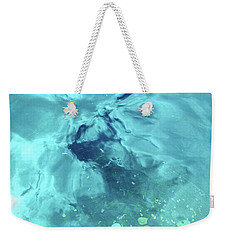 Swimming Horse Weekender Tote Bag