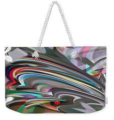Emergence In Color Weekender Tote Bag