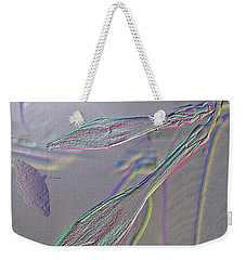 Weekender Tote Bag featuring the photograph Emergence  by Patricia Griffin Brett