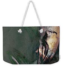 emergent II - textured Weekender Tote Bag