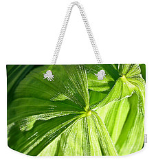 Emerging Plants Weekender Tote Bag
