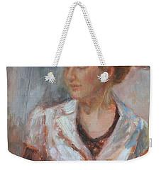 Emerging Weekender Tote Bag