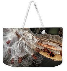 Emerging Seeds Weekender Tote Bag by Phil Cardamone