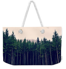 Weekender Tote Bag featuring the photograph Emerson  by Robin Dickinson