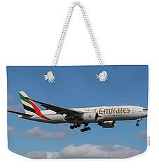 Emirates Air 777 Weekender Tote Bag
