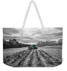 Emo Reo Farm Truck Weekender Tote Bag