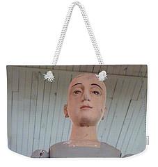 Emotional Escrow Weekender Tote Bag