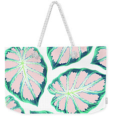 Emotional Illumination Weekender Tote Bag by Uma Gokhale