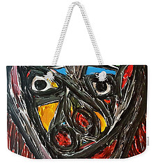 Emotional React Weekender Tote Bag