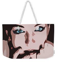 Emotive Pop Art Weekender Tote Bag