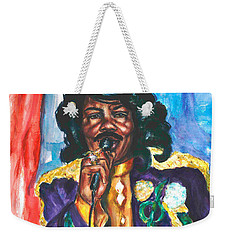 Emperor Of The Universe Weekender Tote Bag