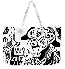 Emperor Weekender Tote Bag