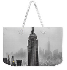Empire Weekender Tote Bag by Martin Newman
