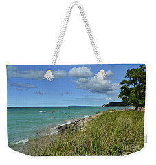 Empire Michigan Beach Weekender Tote Bag