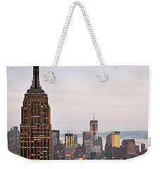 Empire State Building No.2 Weekender Tote Bag