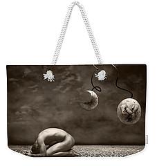 Emptiness Weekender Tote Bag