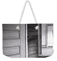 Empty Doors Weekender Tote Bag