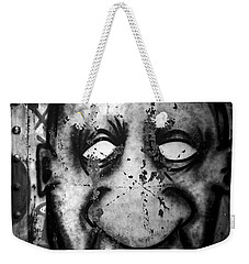 Empty Eyes Weekender Tote Bag