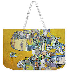 Empty Pockets Weekender Tote Bag