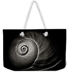 Empty Shell Weekender Tote Bag