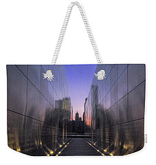Empty Sky 911 Memorial Weekender Tote Bag