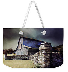 Empyrean Estate Stone Wall Weekender Tote Bag