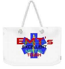 Emt Tough Weekender Tote Bag